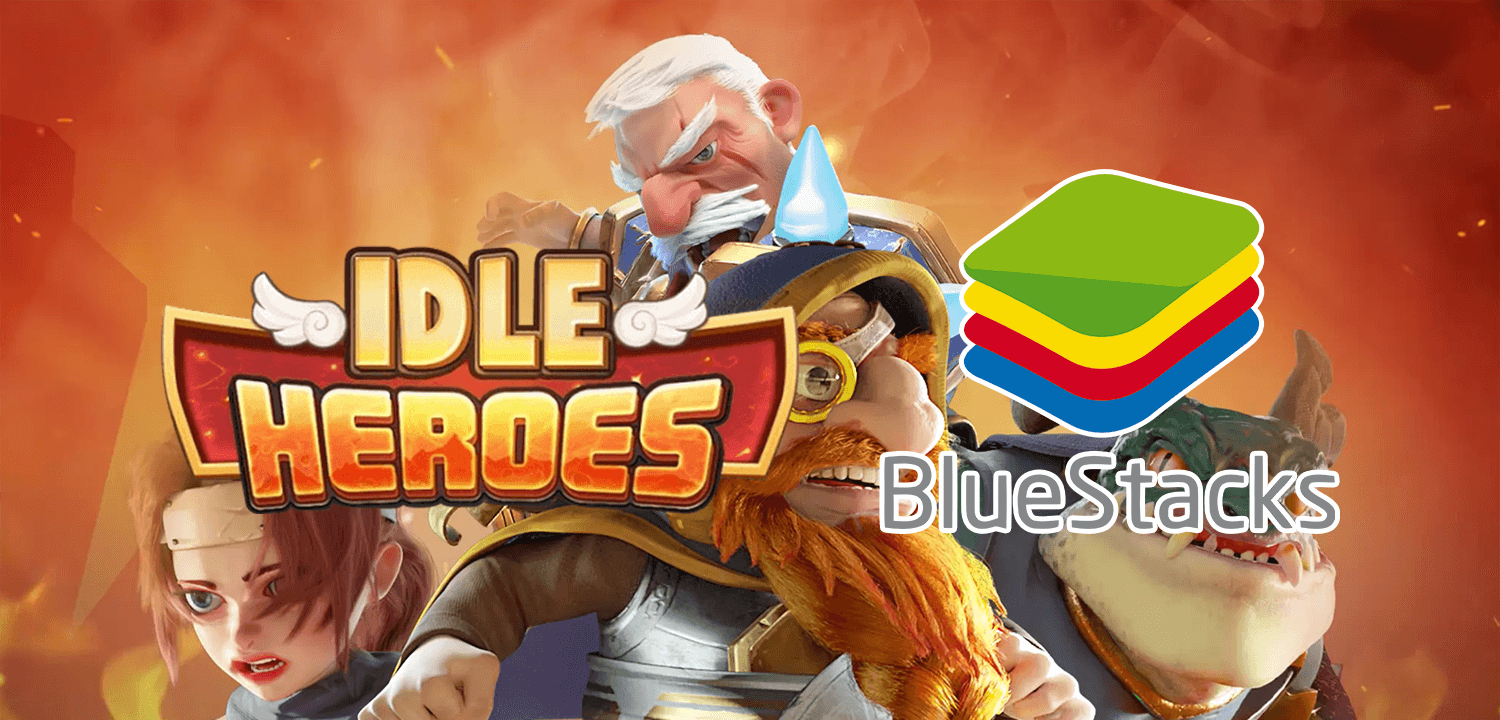 download and play idle heroes pc