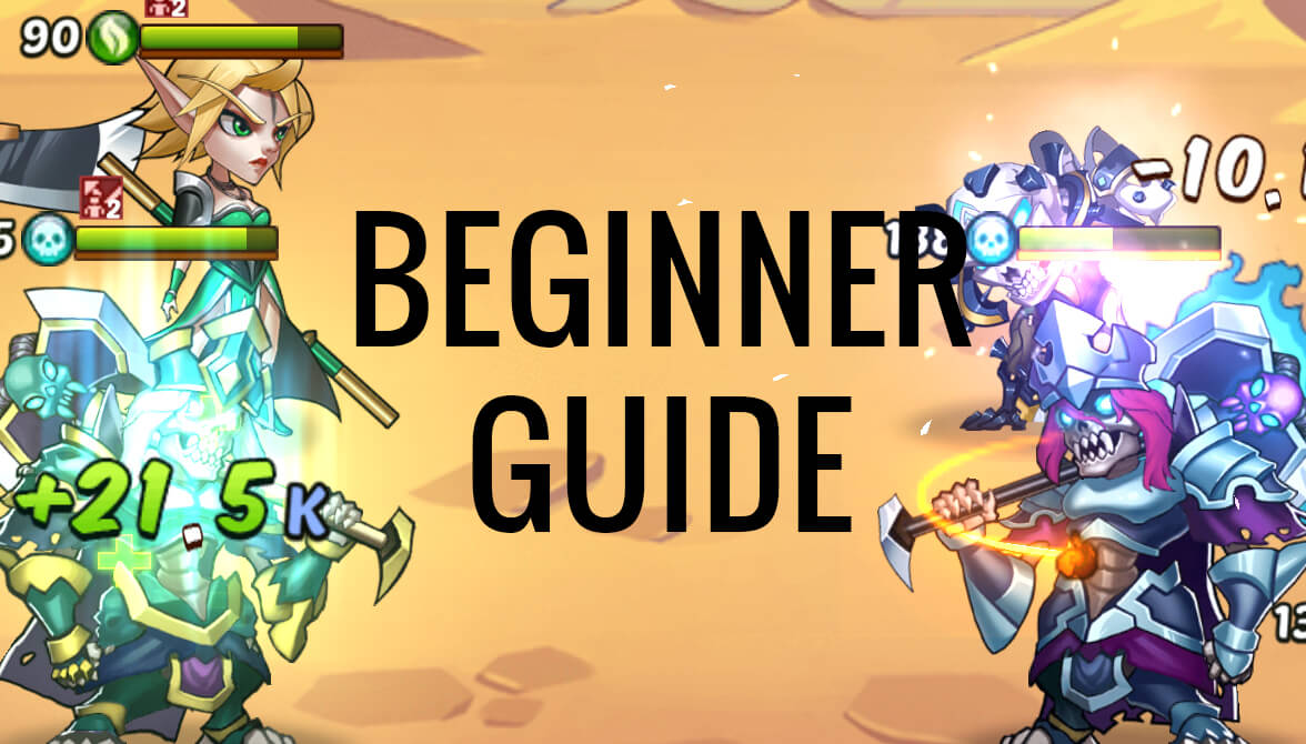 Idle Heroes Beginner's Guide: 50+ Most Essential Tips For New Players