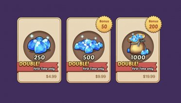 idle-heroes packages